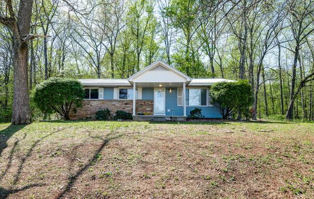 1375 Bunker Hill Rd, Cookeville, TN 38506 (MLS #RTC2140225) :: Village Real Estate