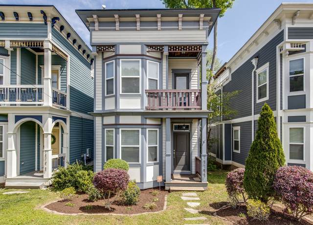 1814A 6th Ave N, Nashville, TN 37208 (MLS #RTC2140275) :: The Helton Real Estate Group