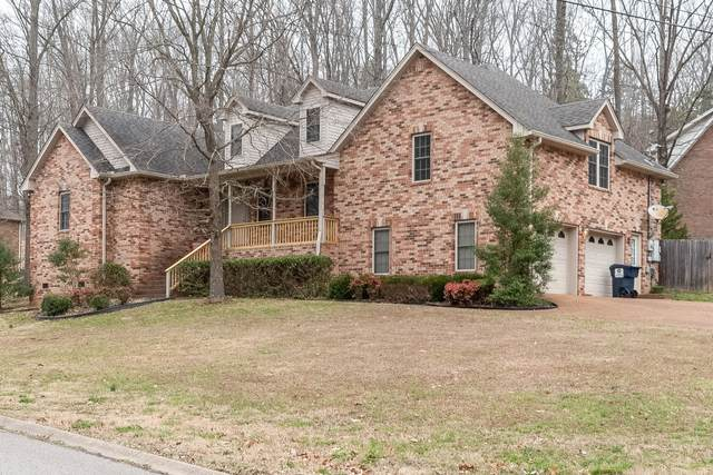 101 High Ridge Trail, Goodlettsville, TN 37072 (MLS #RTC2140519) :: The Group Campbell powered by Five Doors Network