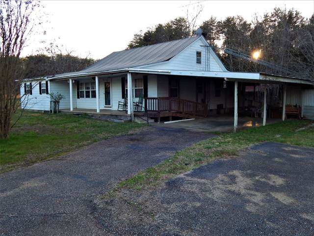 1775 Linden Hwy, Clifton, TN 38425 (MLS #RTC2140687) :: Village Real Estate