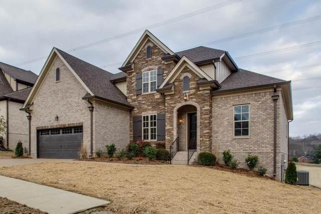 7735 Thayer Rd., Lot 143, Nolensville, TN 37135 (MLS #RTC2140813) :: Benchmark Realty