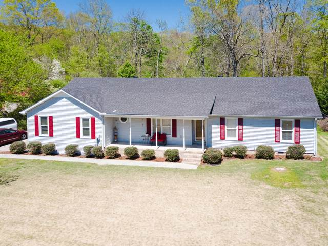 318 River Bluff Drive W, Manchester, TN 37355 (MLS #RTC2140894) :: Nashville on the Move
