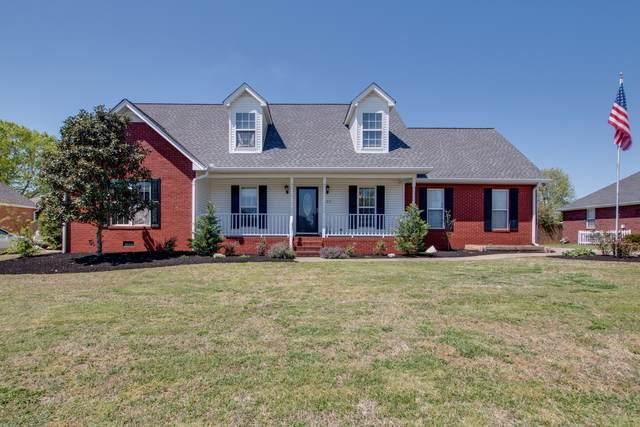 123 Psalm Pl, Murfreesboro, TN 37129 (MLS #RTC2141572) :: Berkshire Hathaway HomeServices Woodmont Realty