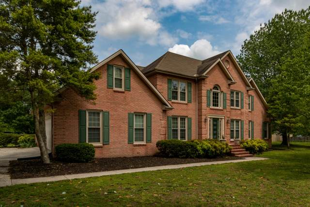 101 Yorktown Dr, Tullahoma, TN 37388 (MLS #RTC2141751) :: Village Real Estate
