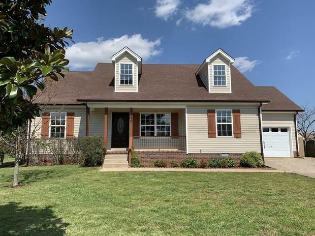 1985 Bishop Ave, Murfreesboro, TN 37127 (MLS #RTC2142342) :: Village Real Estate