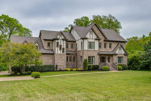884 Van Leer Dr, Nashville, TN 37220 (MLS #RTC2142561) :: Village Real Estate