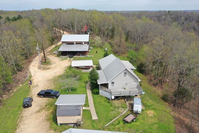 1294 Howell Hollow Rd, Clifton, TN 38425 (MLS #RTC2142675) :: Berkshire Hathaway HomeServices Woodmont Realty