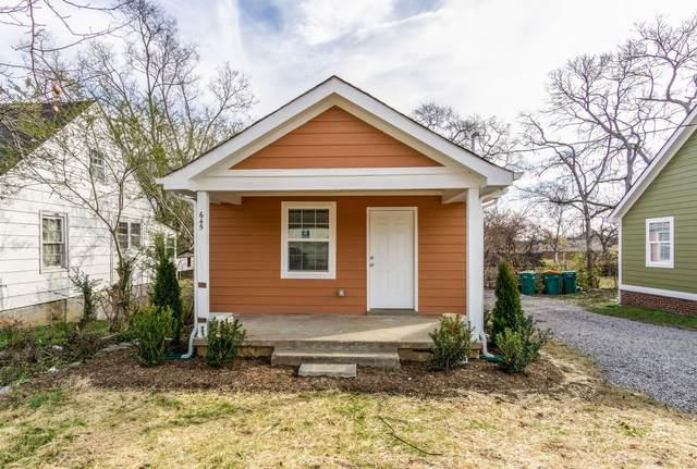 645 4th Ave N, Lewisburg, TN 37091 (MLS #RTC2142793) :: Team George Weeks Real Estate