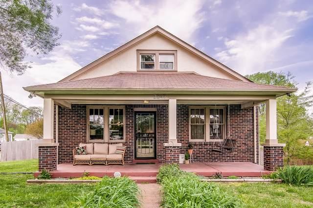2247 Burbank Ave, Nashville, TN 37210 (MLS #RTC2142966) :: Village Real Estate