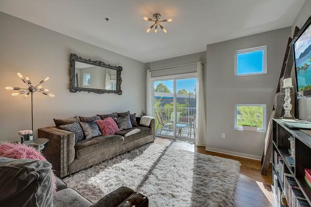 1122 Litton Ave #207, Nashville, TN 37216 (MLS #RTC2142991) :: Village Real Estate