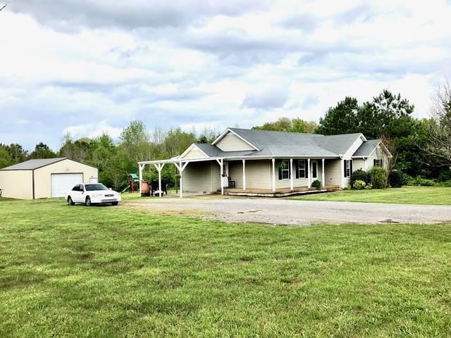 9166 Highway 20, Summertown, TN 38483 (MLS #RTC2143138) :: Village Real Estate
