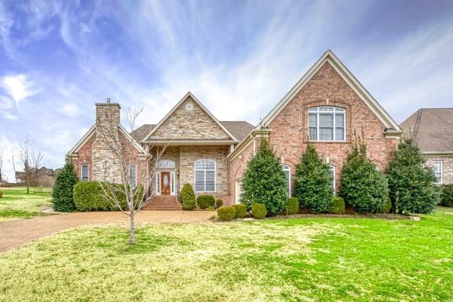 1017 Dorset Dr, Hendersonville, TN 37075 (MLS #RTC2143290) :: Village Real Estate