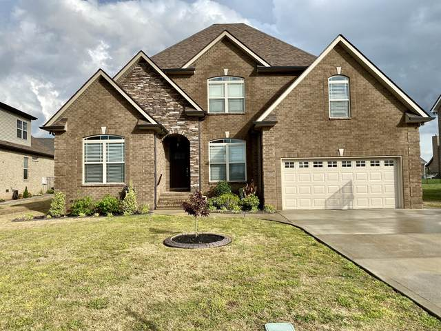 5032 Lady Thatcher Dr, Murfreesboro, TN 37129 (MLS #RTC2143302) :: Village Real Estate