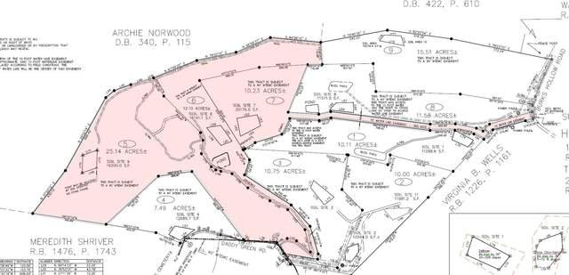 0 Burks Hollow Rd., Christiana, TN 37037 (MLS #RTC2143754) :: RE/MAX Homes And Estates