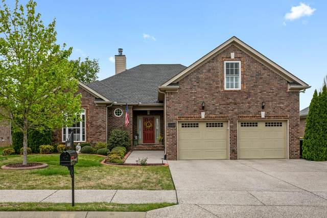 6009 Lily Drive, Spring Hill, TN 37174 (MLS #RTC2143761) :: Nashville on the Move