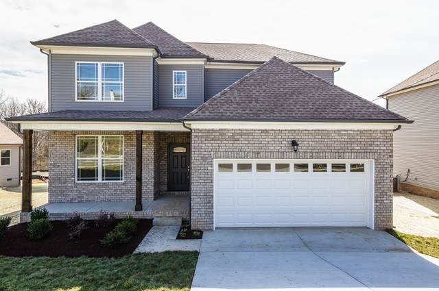 925 Mulberry Hill Pl-Lot 172, Antioch, TN 37013 (MLS #RTC2143943) :: Nashville on the Move