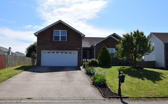 2766 Cascade Dr, Clarksville, TN 37042 (MLS #RTC2144344) :: Berkshire Hathaway HomeServices Woodmont Realty