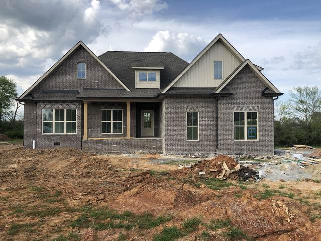 151 Lexington Circle, Manchester, TN 37355 (MLS #RTC2144433) :: Michelle Strong