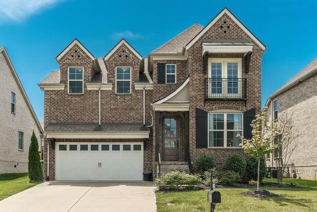 418 Fall Creek Cir, Goodlettsville, TN 37072 (MLS #RTC2144505) :: Benchmark Realty