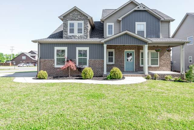 1301 Golden Eagle Way, Clarksville, TN 37040 (MLS #RTC2144559) :: Cory Real Estate Services