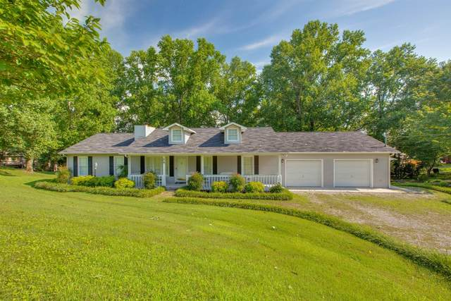 25 Cove Lake Cir, Winchester, TN 37398 (MLS #RTC2144563) :: Felts Partners
