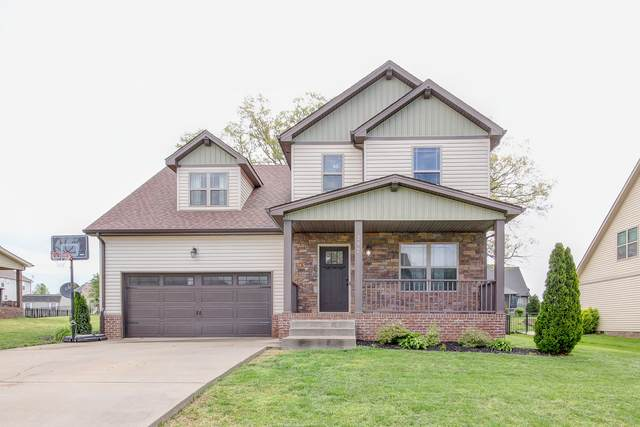 292 Ivy Bend Cir, Clarksville, TN 37043 (MLS #RTC2144608) :: Nashville on the Move