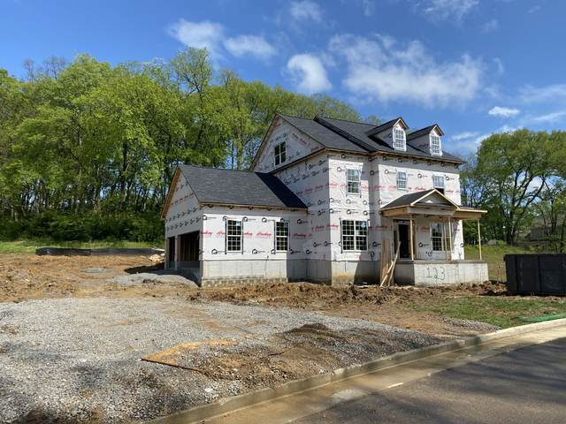 3013 Halenwool Circle Lot 123, Franklin, TN 37067 (MLS #RTC2144654) :: Team Wilson Real Estate Partners