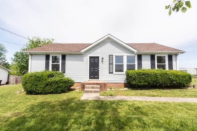 211 Golden Pond Ave, Oak Grove, KY 42262 (MLS #RTC2144713) :: Hannah Price Team