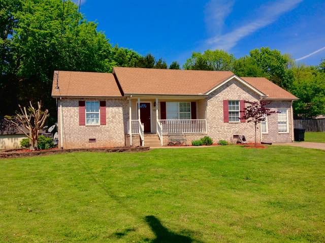 1010 Kilgrow Ct, Smyrna, TN 37167 (MLS #RTC2144814) :: RE/MAX Homes And Estates