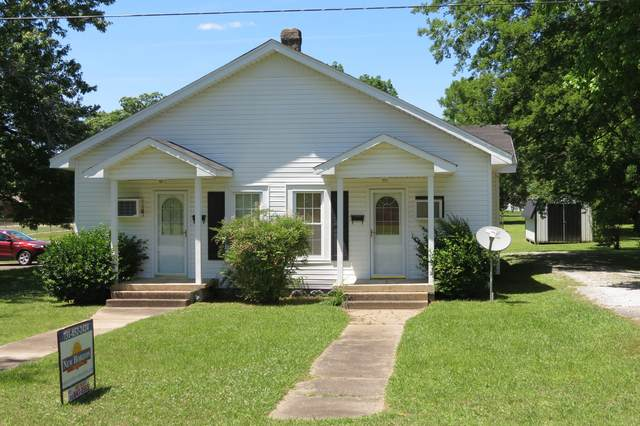 144 W 5th St, Parsons, TN 38363 (MLS #RTC2144911) :: DeSelms Real Estate