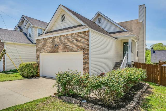 2008 Lassiter Dr, Goodlettsville, TN 37072 (MLS #RTC2145156) :: The Group Campbell powered by Five Doors Network