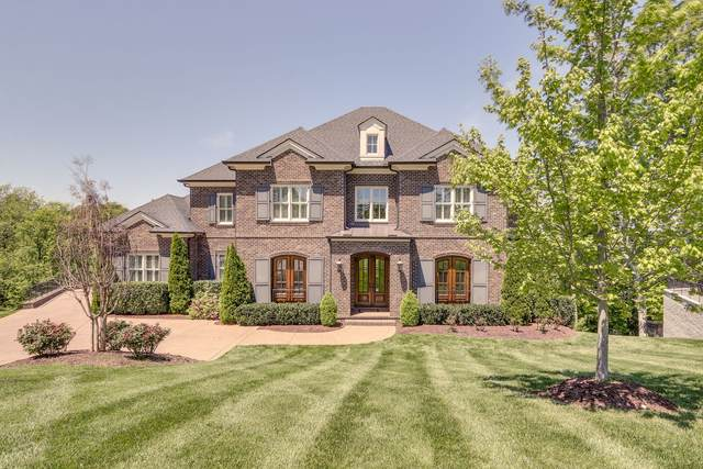 9 Medalist Ct, Brentwood, TN 37027 (MLS #RTC2145162) :: Nashville on the Move