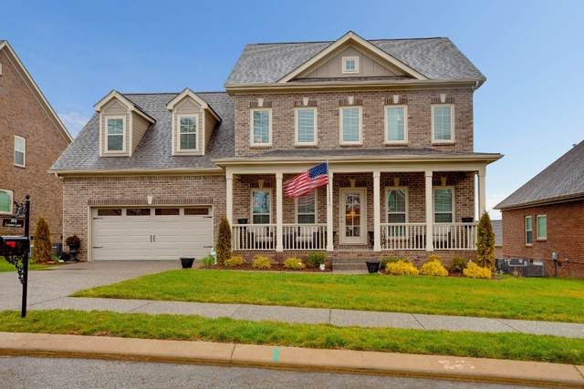 2024 Lequire Ln, Spring Hill, TN 37174 (MLS #RTC2145277) :: Nashville on the Move