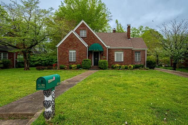 444 Highland Ave, Pulaski, TN 38478 (MLS #RTC2145613) :: Armstrong Real Estate