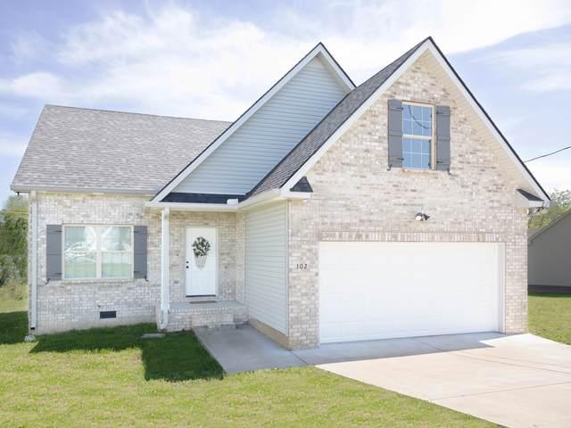 102 Bush Cir, Shelbyville, TN 37160 (MLS #RTC2145719) :: Village Real Estate
