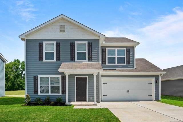 3710 Burdette Way, Murfreesboro, TN 37128 (MLS #RTC2145731) :: Team Wilson Real Estate Partners