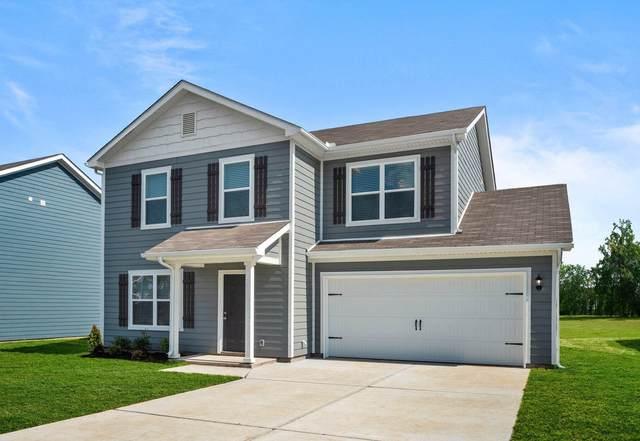 3734 Burdette Way, Murfreesboro, TN 37128 (MLS #RTC2145826) :: Team Wilson Real Estate Partners