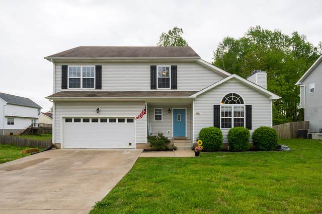 3797 Mcallister Dr, Clarksville, TN 37042 (MLS #RTC2145907) :: Benchmark Realty