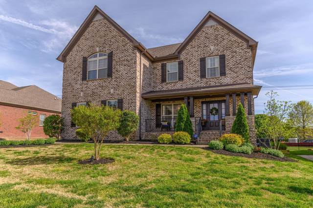 2008 Via Francesco Ct, Spring Hill, TN 37174 (MLS #RTC2146210) :: Cory Real Estate Services