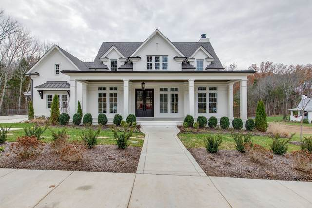 8629 Belladonna Dr (Lot 7031), College Grove, TN 37046 (MLS #RTC2146312) :: Ashley Claire Real Estate - Benchmark Realty