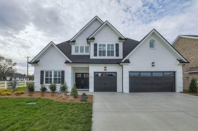 101 Beulah Rose Drive Lot 116, Murfreesboro, TN 37128 (MLS #RTC2146372) :: Team Wilson Real Estate Partners