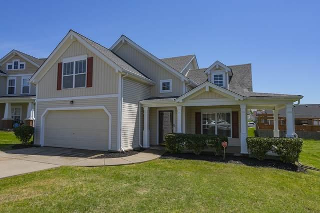 1816 Wilson Camp Cir, Madison, TN 37115 (MLS #RTC2146477) :: Village Real Estate