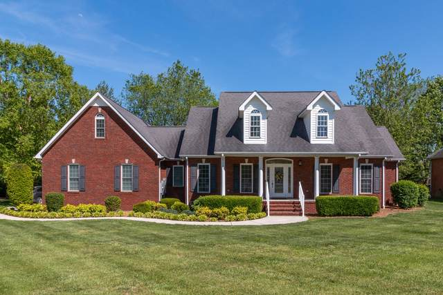 2100 Ovoca Rd, Tullahoma, TN 37388 (MLS #RTC2146497) :: Nashville on the Move