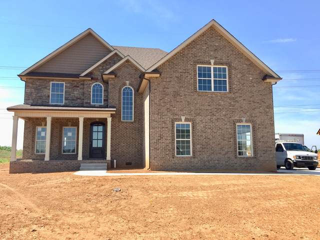 157 Easthaven, Clarksville, TN 37043 (MLS #RTC2146719) :: Berkshire Hathaway HomeServices Woodmont Realty