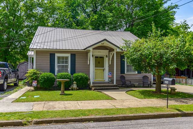 206 Jefferson St, Fayetteville, TN 37334 (MLS #RTC2146802) :: The DANIEL Team | Reliant Realty ERA
