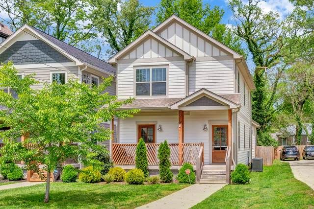 913B Cahal Ave, Nashville, TN 37206 (MLS #RTC2146845) :: Armstrong Real Estate