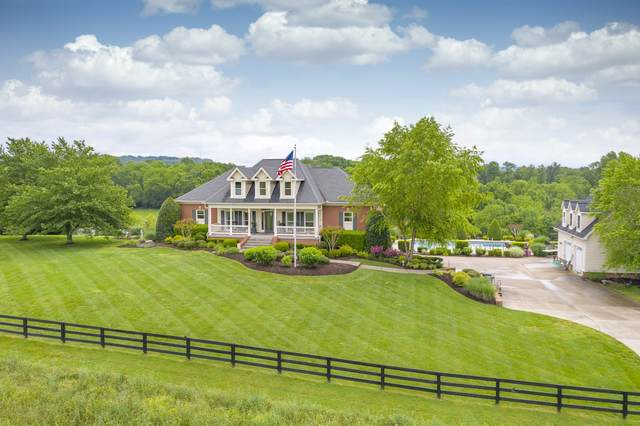 4816 Byrd Lane, College Grove, TN 37046 (MLS #RTC2147035) :: Village Real Estate