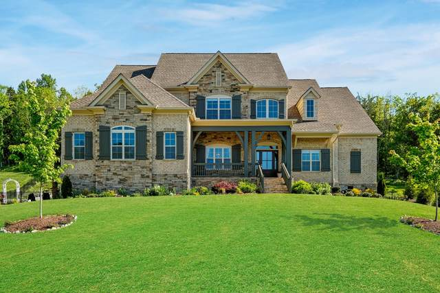 9604 Stonebluff Dr, Brentwood, TN 37027 (MLS #RTC2147068) :: Village Real Estate