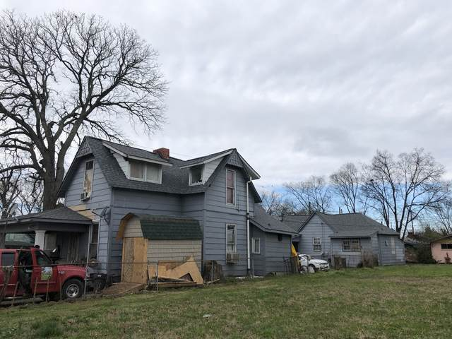 2101 E 12th St, Chattanooga, TN 37404 (MLS #RTC2147082) :: Village Real Estate