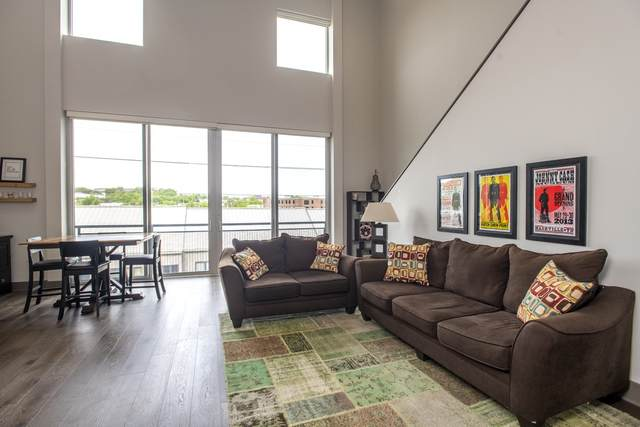 1260 Martin St #408, Nashville, TN 37203 (MLS #RTC2147119) :: Ashley Claire Real Estate - Benchmark Realty